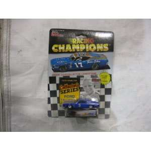 NASCAR #5 Pete Hamilton Ford Racing Team Stock Car With