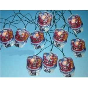 Santa Clause Light String
