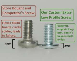 Xbox 360 Repair Kit XCLAMP 3 Red Light Fix X Clamp RROD