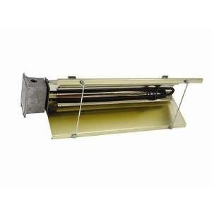Heavy Duty Metal Sheath 6,826 BTUs Infrared Heater