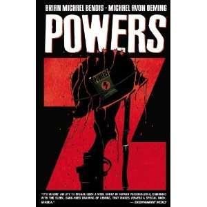 Powers, Vol. 13 Z [Paperback] Brian Michael Bendis Books