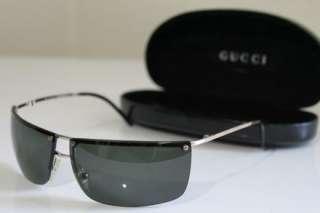 Designer Green Sunglasses Mens Womens Unisex W Case Model GG 2653/S