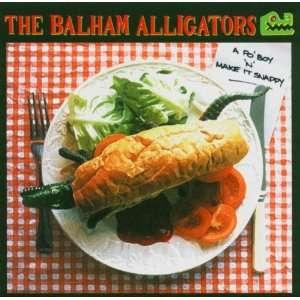 Po Boy & Make It Snappy Balham Alligators Music