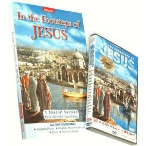 In the Footstep of Jesus Bundle ( Movie + Book ) DokoMedia