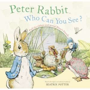 Who Can You See, Peter Rabbit? (9780723258100) Beatrix Potter Books