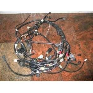 04 Suzuki Burgman AN400 AN 400 main wiring harness