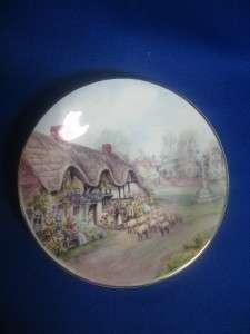 Staffordshire Royal Burlington Collection Bone China Plate England