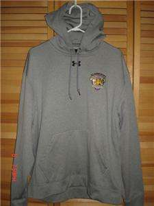 UNDER ARMOUR MARINE SPORT WOUNDED WARRIOR PROJECT HOOD SWEATSHIRT LG