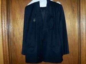 Worthington Black Ladies Suite size 16 Pre Owned