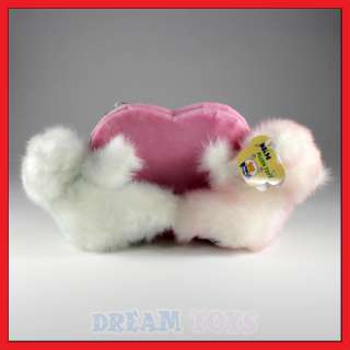14 Two Bear Holding Pink Picture Frame/Valentines Day