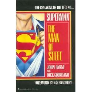 Superman The Man of Steel (9780345350930) John Byrne Books