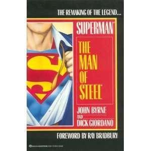 Superman The Man of Steel (9780345350930) John Byrne Books