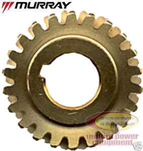 Genuine Murray 51405MA Snowblower Worm Gear