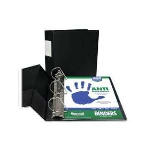 Sold as 1 EA   D Ring binder features an AgION antimicrobial additive