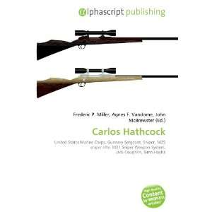 Carlos Hathcock (9786132868831): Books