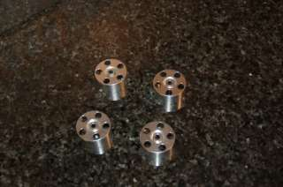 Aluminum Wheel Drive Adapter Tamiya TXT 1 Clodbuster (4 pcs)