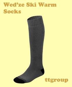 Wedze Winter Sports Skiing Snowboarding Warm Socks for Men/Women