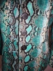 Michael by Michael Kors 2011 Winter Fashion Anaconda Snake Skin print