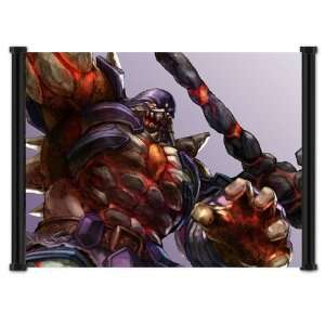 Soul Calibur IV 4 Game Astaroth Fabric Wall Scroll Poster