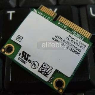 Thinkpad Intel Wireless WIFI G WiMAX 6250 622AGX mini pci e card