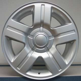 20 Silverado Silver Wheel Rim Tire Package