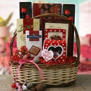Be My Valentine Valentines Day Gift Basket  Grocery