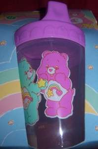 Care Bears Sipper Cup, Funshine, Love A Lot, Bed Time, Baby Shower