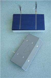 50 3x6 split / BROKEN pcs working Solar panel Cells
