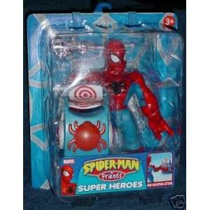 Spider Man and Friends Web Slinging Spider Man: Toys & Games