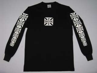 WEST COAST CHOPPERS C.a Long Sleeved T Shirt Size S