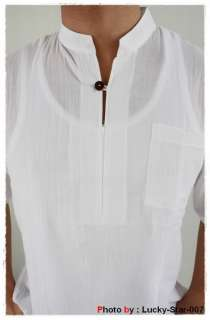 category casual shirt color white size medium large fabric 100 %
