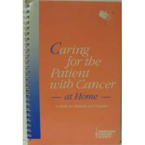 Guide for Patients and Families American Cancer Society Books