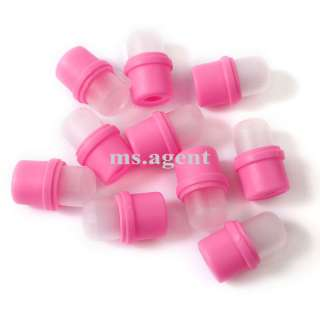Wearable Nail Soakers For Acrylic Nail Art Removal D110
