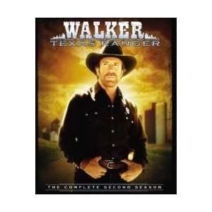 WALKER TEXAS RANGERCOMPLETE SECOND SEASON Everything