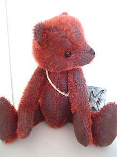 ᴥ* Robin PATTERN   an 8 inch bear 4U2make   by Cat Maessen