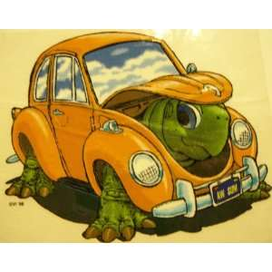 Vw Bug Jerry Terrapin Grateful Dead Music Hippie Stickers Art Hippy