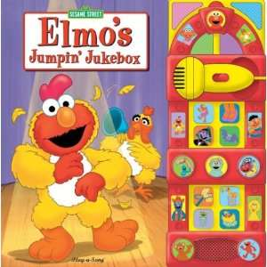 Sesame Street Elmos Jumpin Jukebox (Interactive Song Book