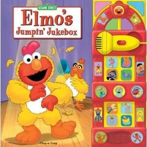 Sesame Street Elmos Jumpin Jukebox (Interactive Song Book