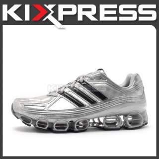 Adidas Ambition PB 3 M [U42367] Running Bounce Silver/Black