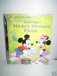 Walt Disneys Mickey Mouses Picnic