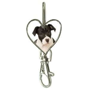 American Staffordshire Puppy Dog Key Finder P0015 Everything Else