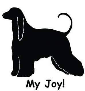 Afghan Hound Dog Joy Love Life Tshirt original