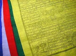 flags lungta windhorse traditional lung ta tibet prayer flag design
