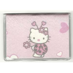 Debit Check Gift Card ID Holder Sanrio Hello Kitty Pink