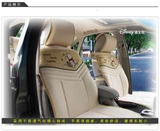 Winnie the Pooh Auto Car Seat Cover Cushion Set 10pc 25