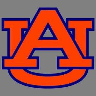 Auburn Tigers 23 AU Auto Window Sticker Banner Decals