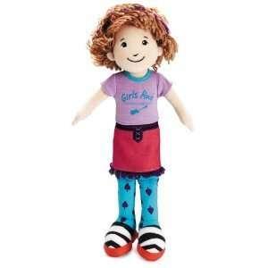 Groovy Girls Talli Rag Doll Toys & Games