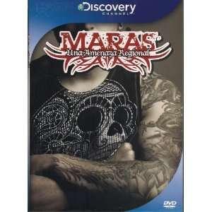 MARAS UNA AMENAZA REGIONAL DISCOVERY CHANNEL NEW DVD