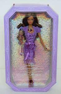 AA AMETHYST FEBRUARY Birthstone Model Muse Barbie~NRFB
