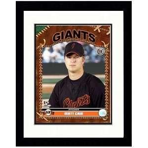 San Francisco Giants   07 Matt Cain Studio  Sports